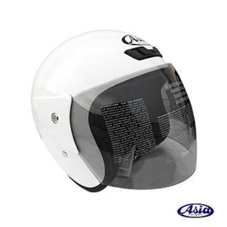 【ASIA】FreeStyle A702 3/4罩式安全帽(白)