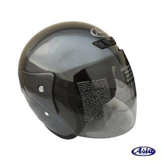 【ASIA】FreeStyle A702 3/4罩式安全帽(灰)