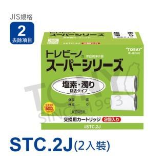 【東麗TORAY】濾心STC.2J(日本原裝公司貨)