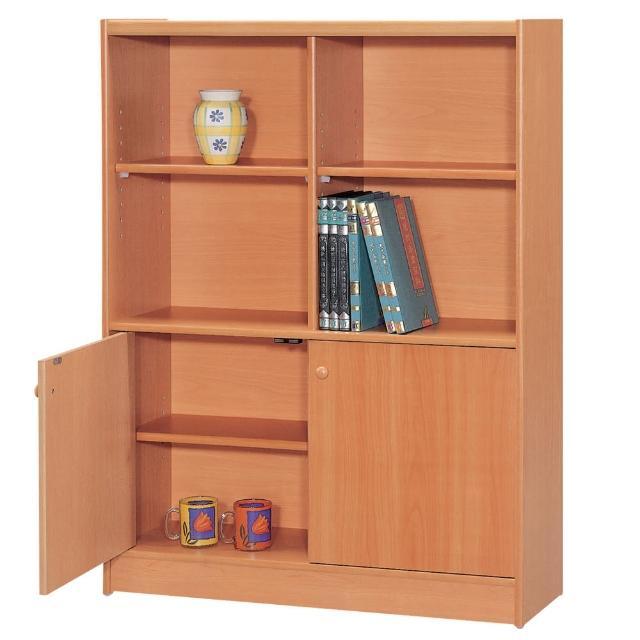 【時尚屋】豪豐3x4尺1門書櫃(RC5-A08)