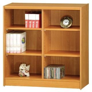 【時尚屋】豪豐3x3尺開放式書櫃(RC5-A33)