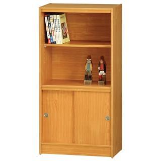 【時尚屋】豪豐2x4尺玻璃拉門書櫃(RC5-A06-1)