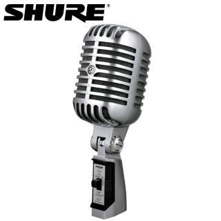 【SHURE】55SH SERIES II 復古造型麥克風