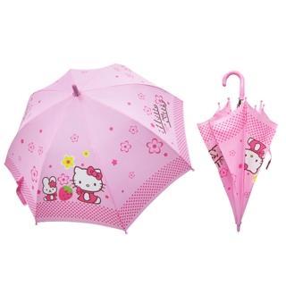 【Hello Kitty】兒童直傘-草莓(RKT1282)