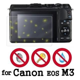 【D&A】Canon EOS M3 日本原膜螢幕貼(NEW AS玻璃奈米型)