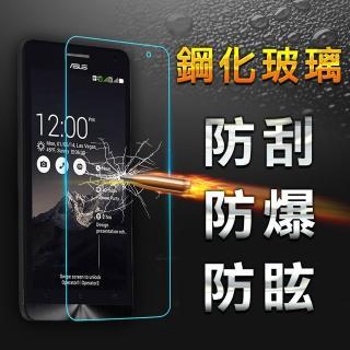 【YANG YI】揚邑 ASUS 9H鋼化玻璃保護貼膜(ZenFone 6)