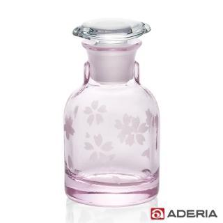 【ADERIA】日本進口櫻花玻璃醬油罐80ml
