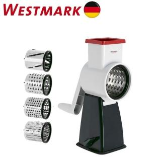 【德國WESTMARK】多功能手搖刀輪式蔬果調理機(9760 2260)