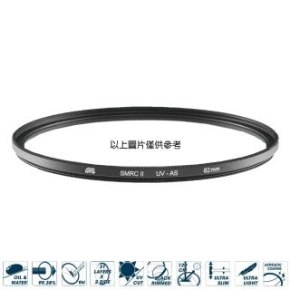 【STC】雙面長效防潑水膜 鋁框 抗UV 保護鏡(95mm)