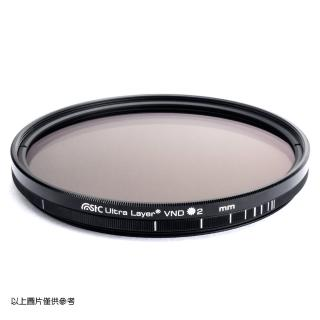 【STC】VARIABLE ND2-1024 FILTER 可調式減光鏡(58mm)