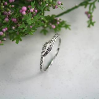 【xmono】牽手925純銀戒指
