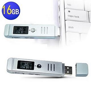 【VITAS】A300隨身碟數位錄音筆 16G