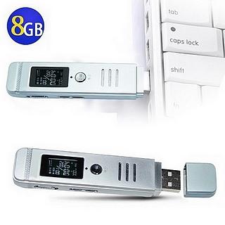 【VITAS】A300隨身碟數位錄音筆 8G