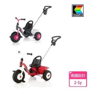 【德國KETTLER】頂級2合1三輪推車(聖誕禮物親子同樂)