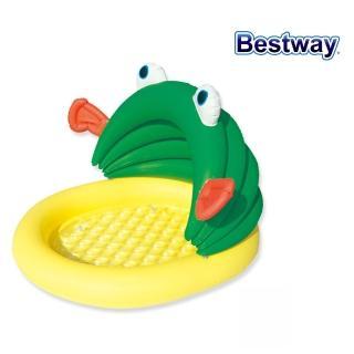 【酷博士】Bestway。魚和我抗UV幼兒充氣戲水池(52162)