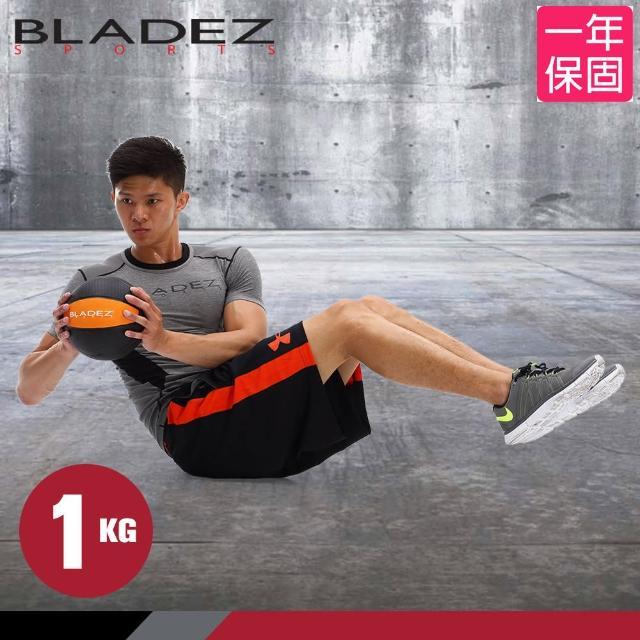 【BLADEZ】天然橡膠1KG藥球