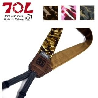 【70L】COLOR STRAP 彩色相機背帶 迷彩系列