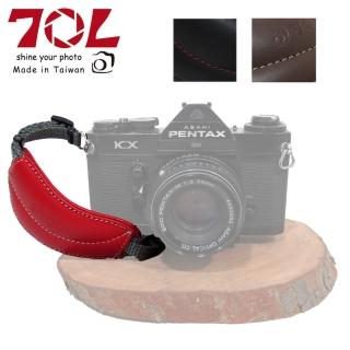 【70L】DSLR Hand Strap DHS01 真皮單眼相機手腕帶 微單可用(附快拆板)