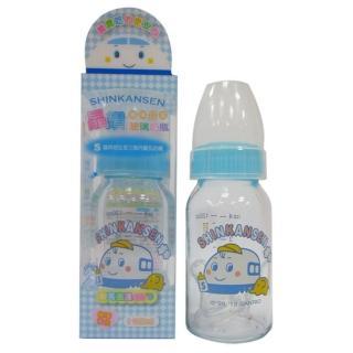 【新幹線】晶鑽玻璃奶瓶 標準口徑(120ml)