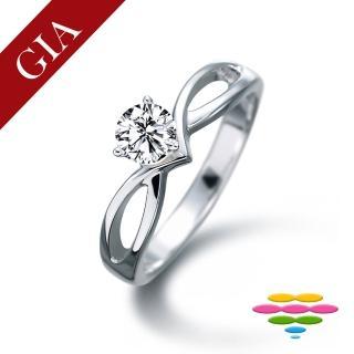 【彩糖鑽工坊】GIA 30分系列 F/VS2 鑽戒求婚戒(R100或R101)