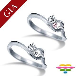 【彩糖鑽工坊】GIA 30分系列 E/SI2 鑽戒求婚戒(R100或R101)