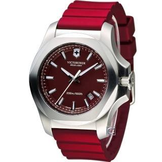 【Victorinox】維氏 INOX 130周年軍事標準腕錶(VISA-241719.1)