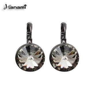 【Hanami】施華洛世奇奢華水晶耳環