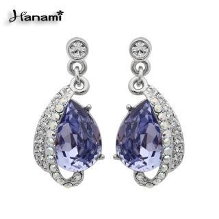 【Hanami】施華洛世奇奢華晚宴水晶耳環
