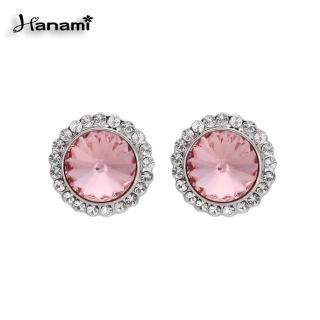 【Hanami】施華洛世奇甜美晶漾水晶耳環