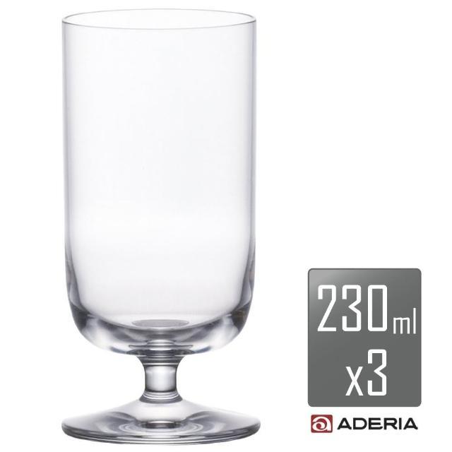【ADERIA】柯爾特酒杯M(3入組)