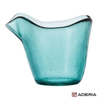 【ADERIA】手工精製燒酒杯(青色)