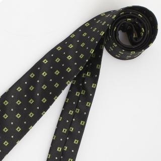 【極品西服】領帶 全蠶絲100%質感_深淺綠(YT2005)