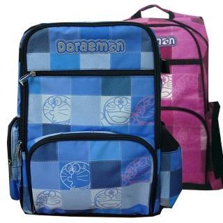 【哆啦A夢】高年級昇華書背包(藍/粉_DO4176)