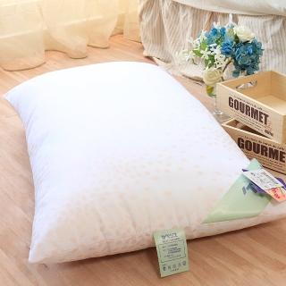 【R.Q.POLO】東麗防蹣抗菌壓縮枕-枕心-枕頭(2入)