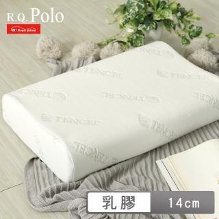 【R.Q.POLO】My Angel Pillow 天然乳膠枕-人體工學型/枕頭/枕芯(1入)