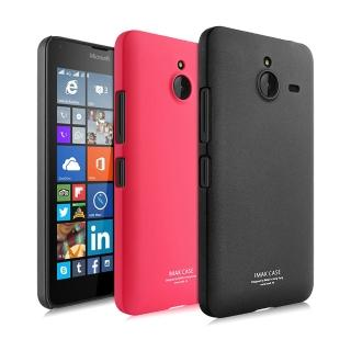 ~IMAK~MICROSOFT Lumia 640 XL LTE 簡約彩殼
