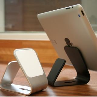 無痕強力吸附式 iPad 平板/手機 萬用支架桌架