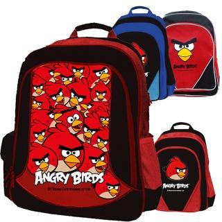 【Angry Birds憤怒鳥】護脊書背包_共6款(AB-4633)