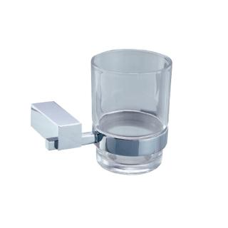 【BACHOR】方銅衛浴配件(牙刷杯架)