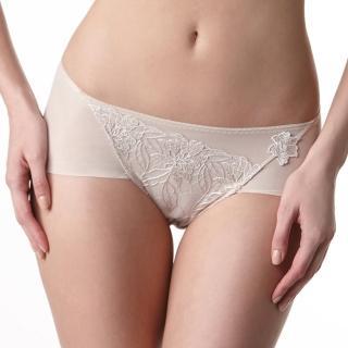 【LADY】安布羅莎系列 機能調整型 中腰三角褲(璀璨膚)