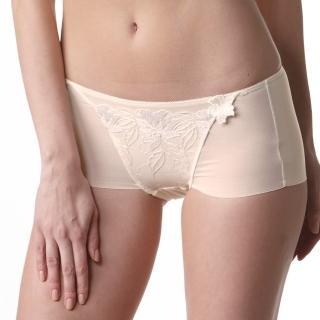 【LADY】安布羅莎系列 機能調整型 中腰平口褲(璀璨膚)