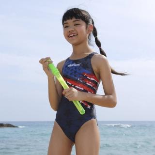 【≡MARIUM≡】小女競賽型泳裝(MAR-5003WJ)