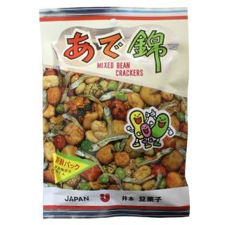 【井本】魚干什錦豆果子100g