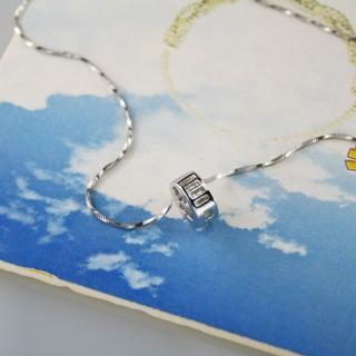 【xmono】圓圓925純銀項鍊