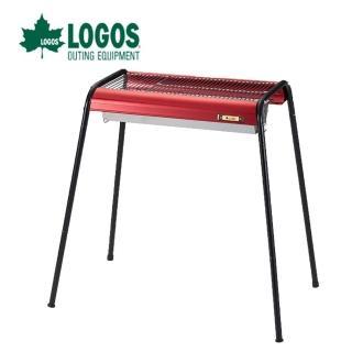 【日本LOGOS】紅將軍鐵板燒烤爐/烤肉爐(81061210)