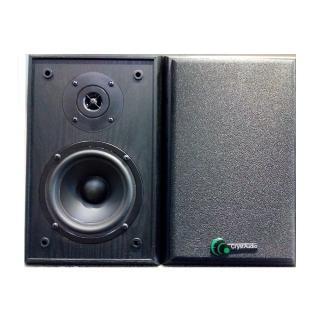 【CrystAudio】書架式喇叭(580)