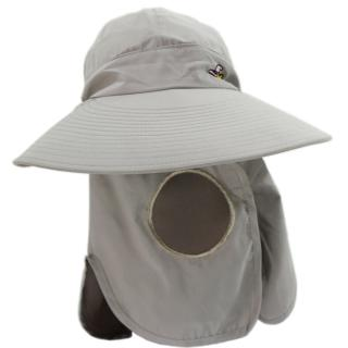 【OMAX】多功能透氣遮陽帽-女性專用