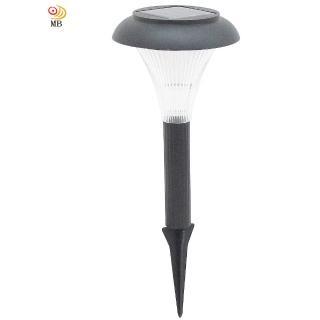【月陽】拉丁風太陽能燈充電自動光控LED庭園燈草坪燈插地燈(5001)