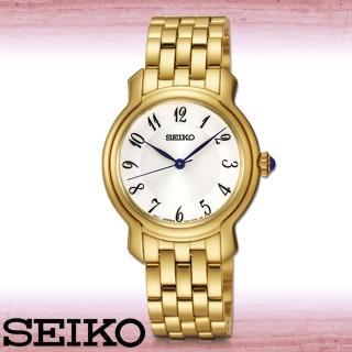 【SEIKO 精工】送禮首選_數字石英指針女錶_錶殼3公分(SRZ392P1)