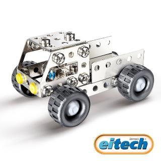 【德國eitech】益智鋼鐵玩具-迷你卡車(C58)